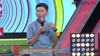 Gebi: Kriminalitas saat Nonton Dangdut (SUCI 6 Show 4)