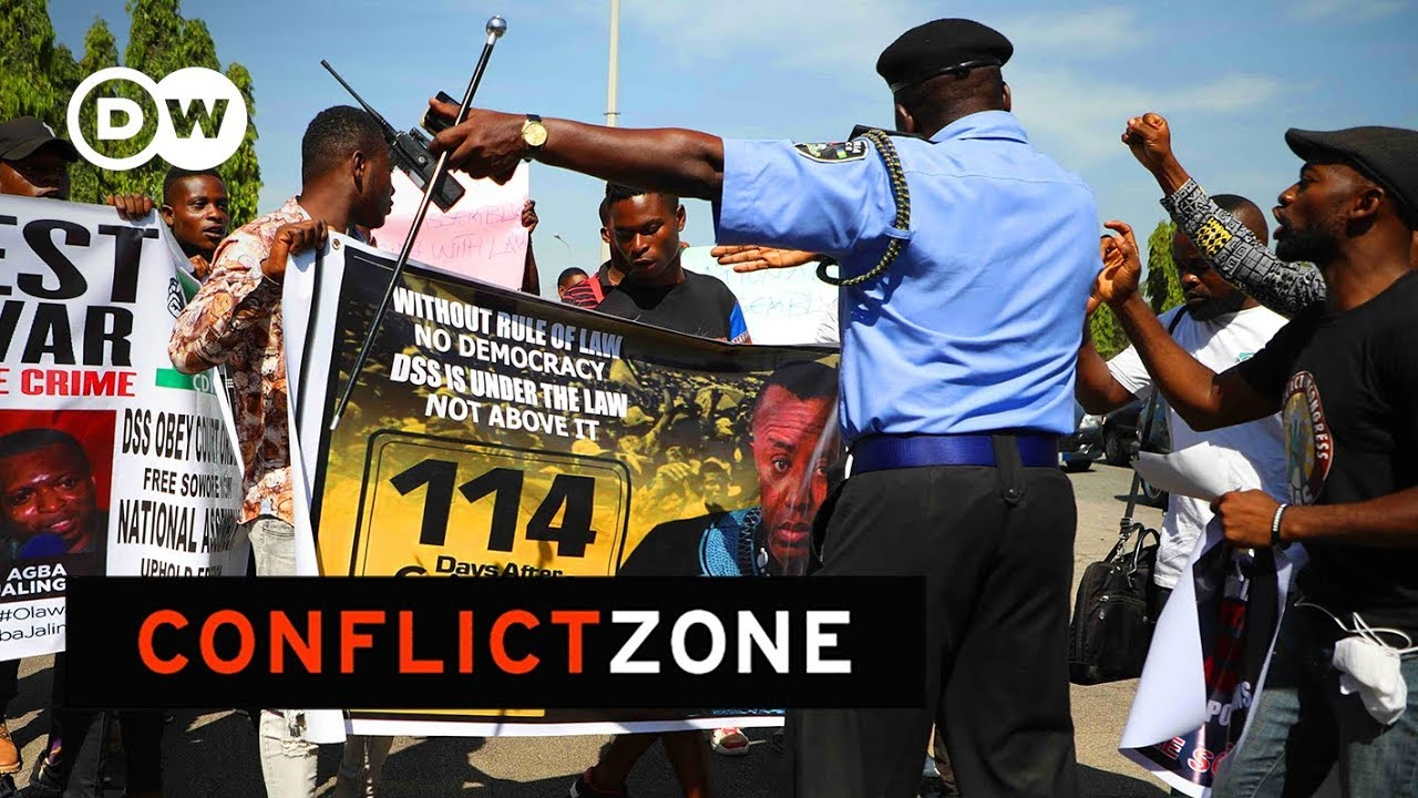 Download Nigerian information minister: 'This government does not violate anybody's right' | Conflict Zone