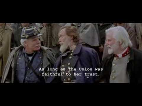 The Bonnie Blue Flag - Gods and Generals