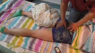 Luodong spiritual healing home massage asmr