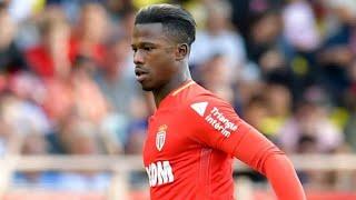 Keita Balde Premier But/First Goal With Monaco vs Caen (21/10/2017) Ligue 1 Conforama