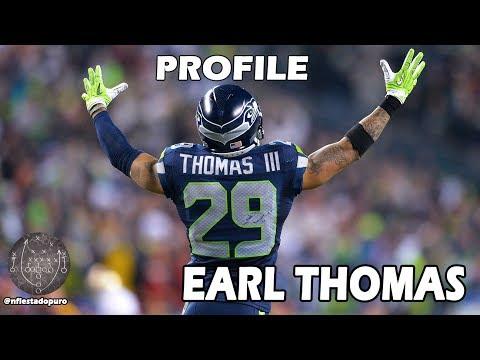Earl Thomas Profile - Free Safety Seattle Seahawks