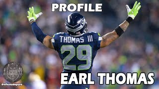 Earl Thomas Profile - Free Safety Seattle Seahawks