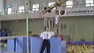テレビスポーツ教室女子体操競技の基本 車輪