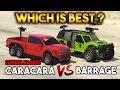 GTA 5 ONLINE : BARRAGE VS CARACARA (WHICH IS BEST?)