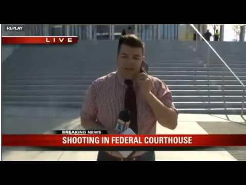 COMPLETE COVERAGE  Salt Lake City Courthouse Shooting US Marshall Shoots Gang Member