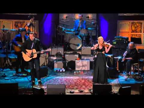 Jason Isbell & Amanda Shires Cover Me Up