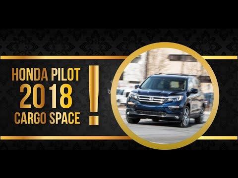 2018 Honda Pilot Cargo Space and Storage Review