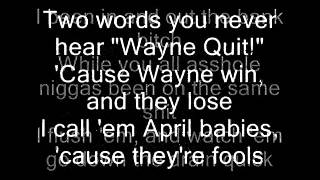 Lil Wayne Mr.Carter Ft Jay Z
