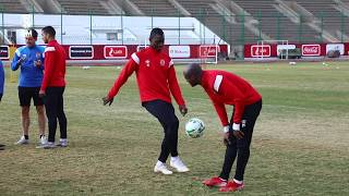 Cover images AL Ahly Daily Training - مران الأهلي اليوم