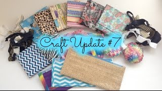 Save Velcro! (Craft Update #7)| Alyssa