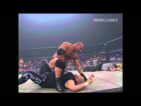 Goldberg vs Bam Bam Bigelow, 9/9/99