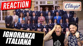 IL COLLEGIO 5 : REACTION ( provini fallimentari pt4 ) | Arcade Boyz 2020