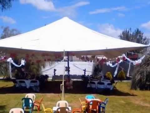 Jard n de fiestas ojo de agua tecamac edo de m xico youtube for Alma de agua jardin de eventos