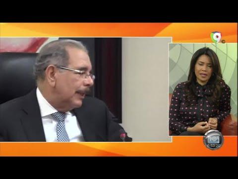 Presidente Medina se reunirá con Donald Trump para tratar crisis en Venezuela - 4/4