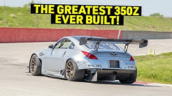 BEST Sounding 750HP 350Z EVER! 9000RPM Exhaust & ITB sounds