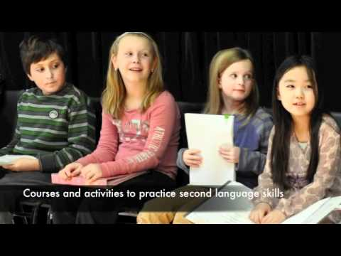 English French Immersion Language Summer Camp in Canada Montreal for teens