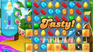 Candy Crush Soda Saga - Level 725 (3 star, No boosters)