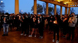 'We Will Not Back Down': KC Candlelight Vigil Honors Those Killed By Police Officers