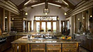 Natural Accent Homes from Rocky Mountain Log Homes