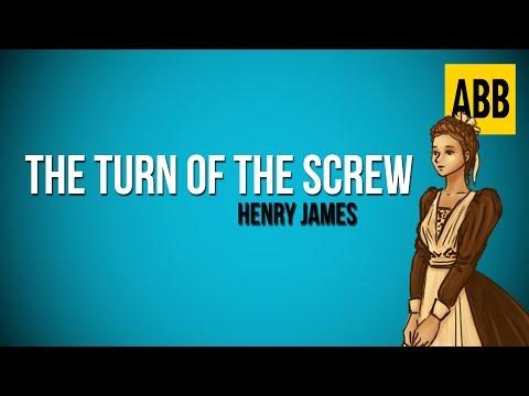 THE TURN OF THE SCREW: Henry James - FULL AudioBook