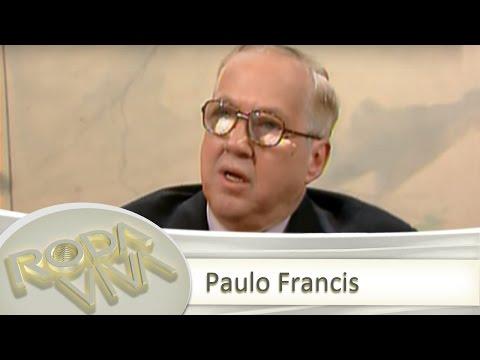 Roda Viva | Paulo Francis | 28/03/1994