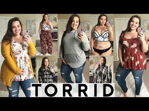 TORRID Fall Fashion Try On Haul 🍁  |Plus Size Fashion|