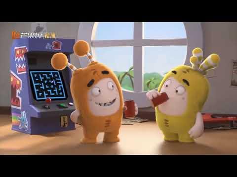 ODDSBODS Toys TV Neu   1 Stunde 2018/2019 #13   Deutsch Oddbods Show Cartoon   Kinder Lernen Farben