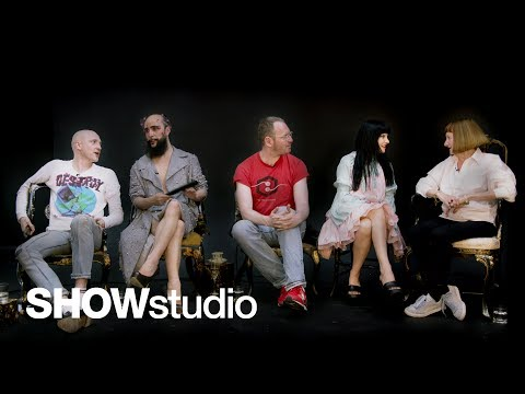 Charles Jeffrey LOVERBOY - Spring / Summer 2018 Panel Discussion