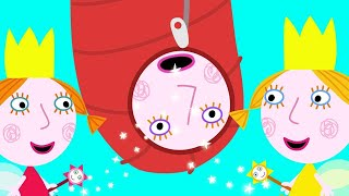 Daisy & Poppy's Super Silly Saturday | Ben and Holly's Little Kingdom | Kids Videos