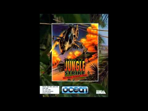 [AMIGA MUSIC] Jungle Strike :  The Sequel to Desert Strike  -01-  Title Screen