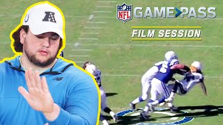 Quenton Nelson Breaks D๐wn Proper Stance, How to Pull, & More! | NFL Film Session