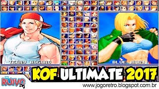 The King of Fighters Ultimate Edition 2017 (1.000 VÍDEOS DO CANAL)