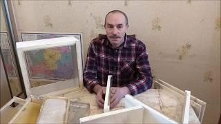 Леонид Кузьменко. Современный корпус улья из пенополистирола