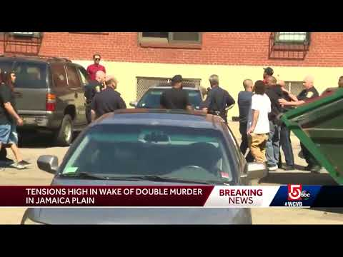 Tensions High In Wake Of Double Murder In Boston