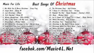 Những ca khúc nhạc Noel Tiếng Anh hay nhất