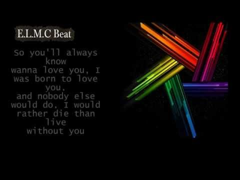 Empire - Born to love you (Jussie Smollett) E.L.M.C Beat - Lyric