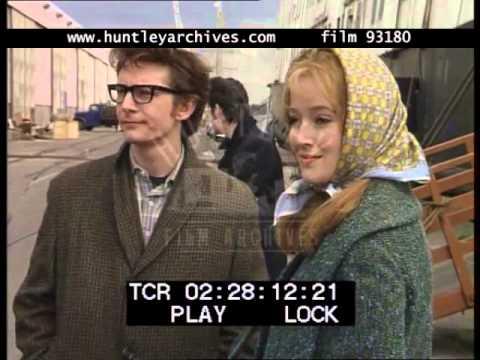 Ian Hart Makes Faces, 1990's  Film 93180