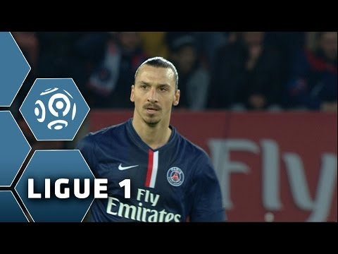 Paris Saint-Germain - OGC Nice (1-0)  - Résumé - (PSG - OGCN) / 2014-15