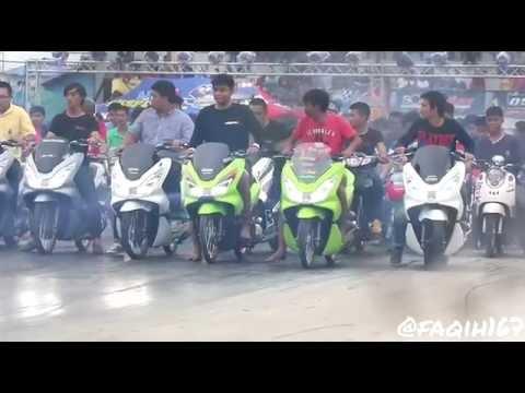 KEREN ! MODIFIKASI MOTOR DRAG THAILAND NGO