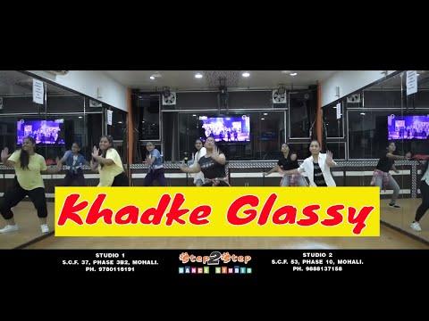 Khadke Glassy   Easy Dance Steps For Girls   Jabariya Jodi   Choreography Step2Step Dance Studio