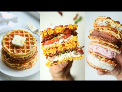 Chaffles   3 KETO Chaffle Recipes You HAVE To Try