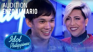 Enzo Almario - New Rules | Idol Philippines Auditions 2019