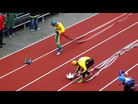 Jan Sobota - 100m Dorost (1.pokus)