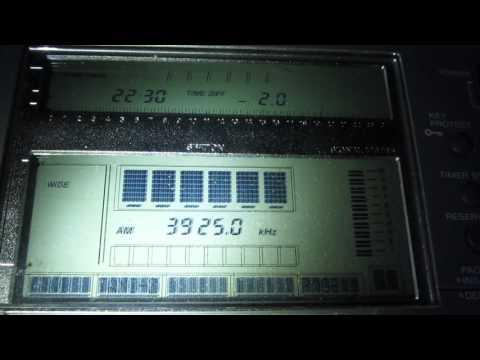 3925 kHz - RADIO NIKKEI 1, 50 kW, Chiba-Nagara