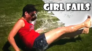 Best Funny Girl Fails Compilation 2019 | Girls Fails Compilation | FunToo