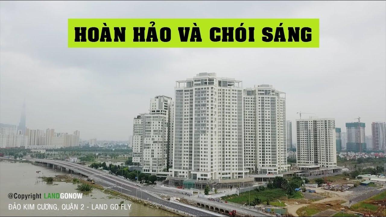 Toàn cảnh Đảo Kim Cương Quận 2 – Land Go Fly ✔