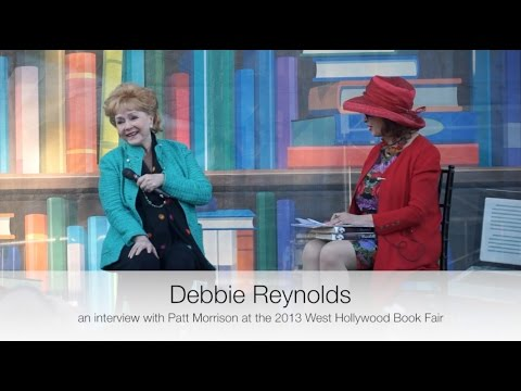 Debbie Reynolds at 2013 WeHo Book Fair [Full Interview]