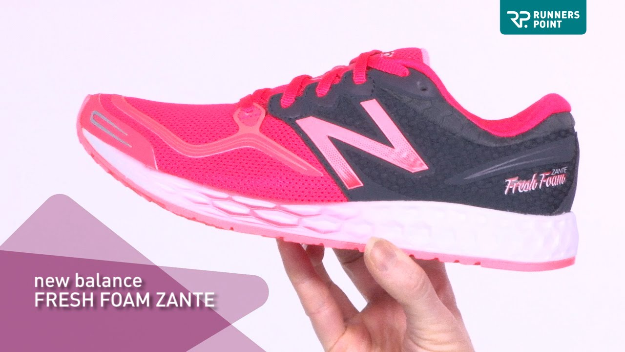 new balance fresh foam damen