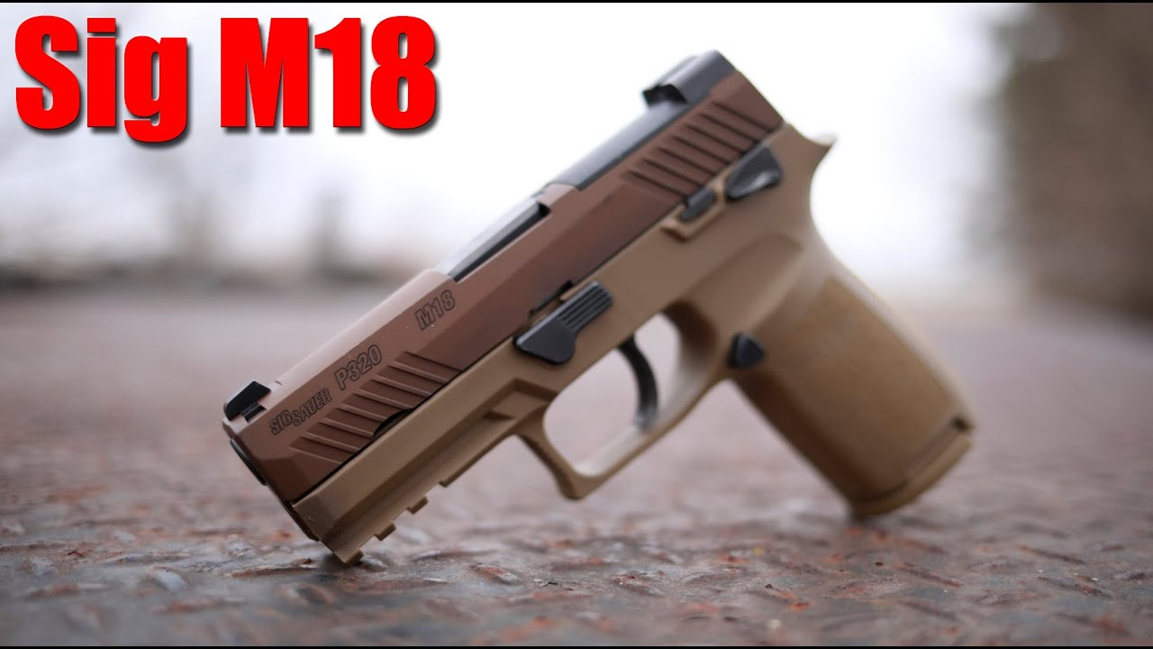 Sig Sauer M18 1000 Round Review: Not What I Expected